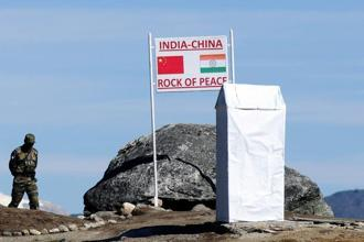 India-China relations including the border situation and the Dokalam stand-off, relations with Myanmar and the Rohingya issue are among subjects selected by the panel for deliberations. Photo: AFP