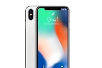 The iPhone X (starting from Rs89,000) has two cameras in front but the primary objective isn't just selfies.