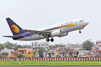 Jet Airways  currently flies an all-Boeing narrow-body fleet and already has an order for the Max 8, the most popular of the planemaker's revamped 737 models. Photo: Reuters