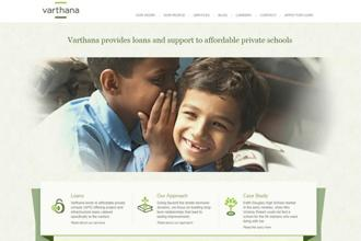 Varthana provides loans from Rs5 lakh to Rs1 crore for private schools at prevailing market rates.