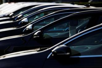 Oxford will also introduce reduced parking fees for electric vehicles and electric-taxi ranks. Photo: Reuters