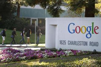 A file photo of Google headquarters in Mountain View, California, US. Photo: Bloomberg
