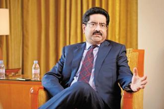 Kumar Mangalam Birla admitted that the entry of a large player with 'deep pockets' had unleashed a lot of upheaval in the Indian telecom industry. Photo: Abhijit Bhatlekar/Mint