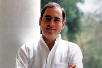 Rajiv Gandhi's 1988 visit to China was the first by an Indian prime minister in 34 years. Photo: HT