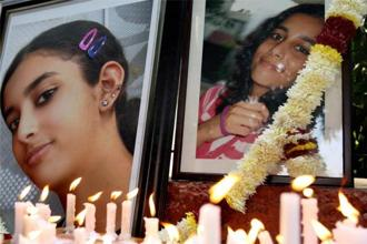 Aarushi Talwar, a 14-year-old girl, was found dead in her bedroom in her Jalvayu Vihar home in Noida in May 2008. Photo: PTI