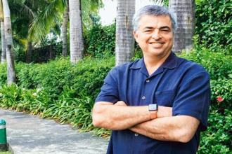 Eddy Cue, senior vice-president of internet software and services at Apple.