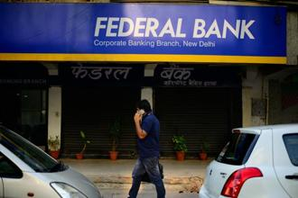 Federal Bank reported a profit of Rs263.70 crore compared to Rs201.24 crore a year ago. Photo: Mint