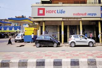 HDFC Standard Life is a joint venture in the ratio of 61.41:34.86 between HDFC Ltd and UK's Standard Life. Photo: Mint