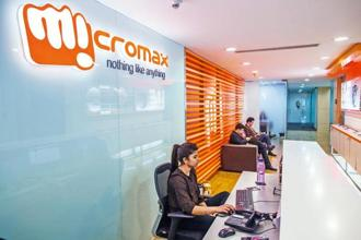 Micromax aims to have 7 to 8% market share in the TV panel market in 2017-18 by selling around eight lakh units. Photo: Bloomberg