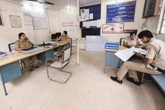 Police personnel of all ranks require proper training at the appropriate time in their careers. Photo: Mint