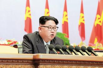A file photo. North Korea leader Kim Jong Un's regime has repeatedly said it needs the capability to strike the US with a nuclear weapon in order to deter an American attack. Photo: Reuters