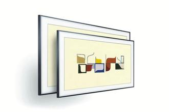 Samsung The Frame TV has been created in collaboration with award-winning Swiss designer Yves Béhar.