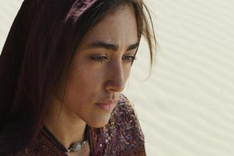 Golshifteh Farahani plays Nooran in The Song of Scorpions.
