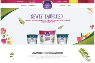 Ready-to-cook food brand Fingerlix started operations in Mumbai and Pune and recently expanded to Delhi NCR.