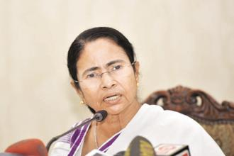 West Bengal CM Mamata Banerjee had opposed the centre's decision to withdraw forces, saying the situation in Darjeeling wasn't normal yet. Photo: Indranil Bhoumik/Mint