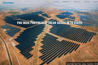 Azure Power has a diversified solar power portfolio of 1,069MW in 18 states, of which 771MW is operational and 298MW is committed and under construction.