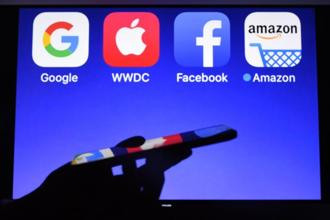 The extent to which Facebook and Google work with political campaigns and groups hasn't been widely understood. Photo: AFP