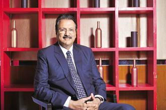 Piramal Group chairman Ajay Piramal. The Rs5,000-crore Piramal Enterprises QIP is being issued in the form of compulsory convertible debentures (CCDs), the first such transaction by an Indian firm. Photo: Aniruddha Chowdhury/Mint