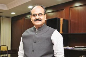 GST Network (GSTN) chairman Ajay Bhushan Pandey said that 50 lakh businesses filing returns on a single portal is 'unparalleled.' Photo: Mint