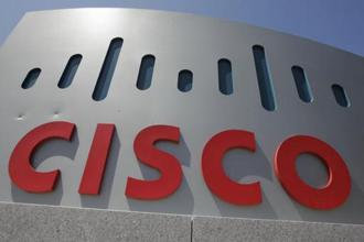 In May, Cisco agreed to buy software-based networking start-up Viptela Inc. for $610 million. Photo: AP