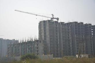 The Allahabad high court had ordered the demolition of Supertech's Emerald Towers in Noida. Photo: HT