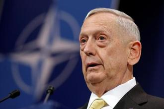 US defence secretary Jim Mattis the ASEAN defence ministers' meeting will be an opportunity to recognise ASEAN for 50 years of promoting peace and stability in the region. Photo: Reuters