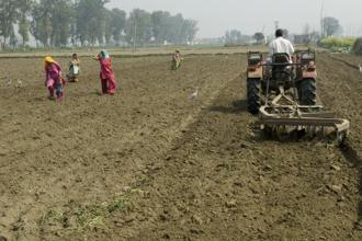 Farm mechanization is essential for sustaining agricultural growth. Photo: Mint