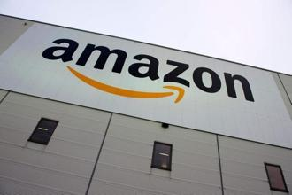 The move may help Amazon capture sales from shoppers who could not make it home to receive an order in person, and did not want the package stolen from their doorstep. Photo: AFP