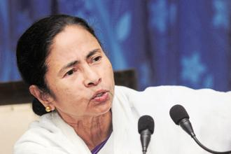 West Bengal CM Mamata Banerjee. The state government's plea against Aadhaar is listed for hearing before a Supreme Court bench comprising Justices A.K. Sikri and Ashok Bhushan. Photo: PTI