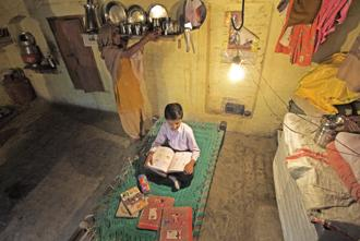 Instead of subsidizing kerosene, the same money could progressively be re-allocated for rural electrification. Photo: Mint