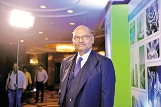 Vedanta Resources executive chairman Anil Agarwal said the India investments will create over a million jobs directly and indirectly. Photo: Pradeep Gaur/Mint