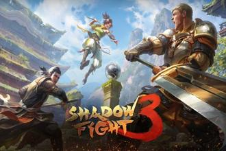 Shadow Fight 3, the third game in the popular RPG series, marks a departure from the dark faceless figures battling in gloomy-looking arenas.