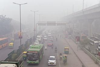 In 2015, India had pledged to reduce the emissions intensity of its GDP by 33-35% by 2030 from 2005 levels. Photo: AFP