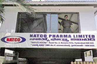 Natco Pharma's consolidated total revenue stood at Rs432.2 crore for the second quarter. It was Rs471.1 crore for the same period a year ago. Photo: Reuters