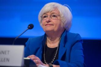 Jenet Yellen is the first Fed chair since G. William Miller in 1979 not to be reappointed to another four-year term. Photo: AFP