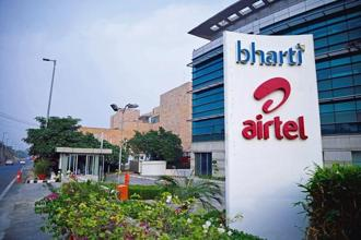 The price range set by Qatar Foundation's Three Pillars for the stake sale is a discount of 4.7-8% to Bharti Airtel's Tuesday closing price, but far higher than the Rs340 it paid for the stake in 2013. Photo: Pradeep Gaur/Mint