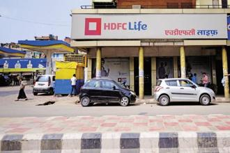 At the upper end of the price band, HDFC Standard Life Insurance will be valued at Rs58,277 crore. The IPO will see a dilution of 14.92% stake. Photo: Mint