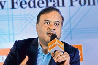 Himanta Biswa Sarma, finance minister of Assam. Photo: HT
