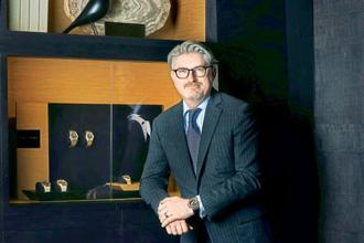 Audemars Piguet's Jonathan King was in India to gain an understanding of the market and to interact with partners.