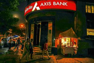 The fund-raising will provide Axis Bank capital to shore up its balance sheet at a time when the lender's non-performing assets (NPAs) have surged. Photo: Bloomberg