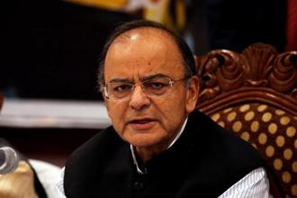 The GST Council, headed by union finance minister Arun Jaitley, is meeting in Guwahati to consider pruning the list of items in the 28% tax bracket. File photo: Reuters
