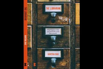 In The Librarian, the protagonist struggles to save a heritage library in Mumbai.