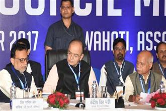The massive reordering of GST rates undertaken in the Guwahati GST Council meeting clearly signals that a convergence of rates is underway. Photo: PTI