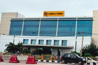 Earnings reported by L&T on Saturday said that the company's net revenue from the developmental projects segment jumped 27% year-on-year during the September quarter to Rs1,220 crore. Photo: Mint