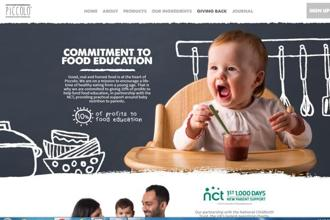 Piccolo has pledged to give 10% of profits to charity and recently developed a new initiative to donate over 100,000 baby food pouches to families struggling to feed their children through food banks and children's charities.