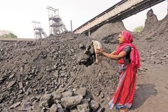 There is talk of a coal shortage and global prices have shot to above $90 per tonne, a rise of 40% in seven months. Photo: Reuters