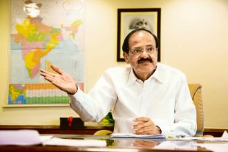 Vice-President Venkaiah Naidu also stressed the need to educate people on preventive measures to check diseases, and said lifestyles had to change for better health. Photo: Mint