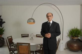 A file photo of Godrej Industries chairman Adi Godrej. Photo: Hemant Mishra/Mint
