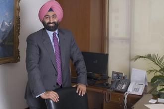 Religare Enterprises promoter Malvinder Singh. Photo: Ramesh Pathania/Mint