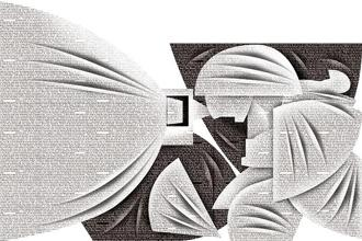A prerequisite to a less-cash economy is financial inclusion. Illustration: Jayachandran/Mint